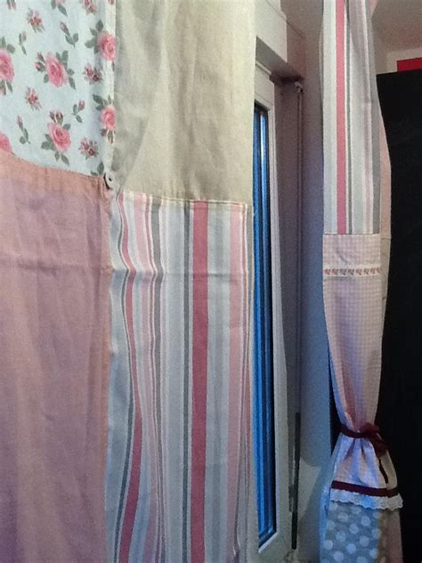 tea towel curtains kitchen curtains made from tea towels sew what