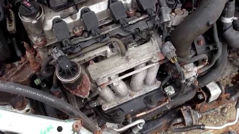 how does a cars engine work 2003 honda odyssey on board diagnostic system d3ho203 2003 honda civic hybrid engine test youtube