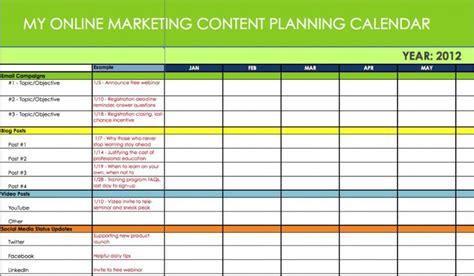 Sle Marketing Calendar Template by 28 Sle Marketing Calendar Template Free Marketing