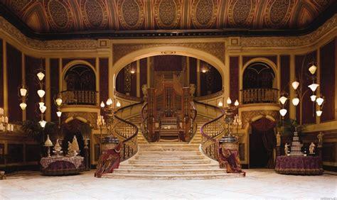 architecture interior design steunk victorian haunted