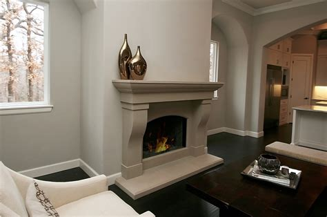 Kitchen Hood Designs Devinci Cast Stone Fireplace Mantels