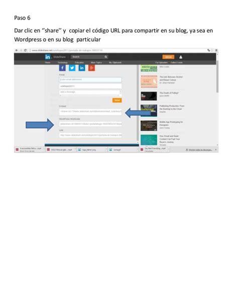 tutorial blogger pdf tutorial para la publicacion de un archivo pdf en un blog
