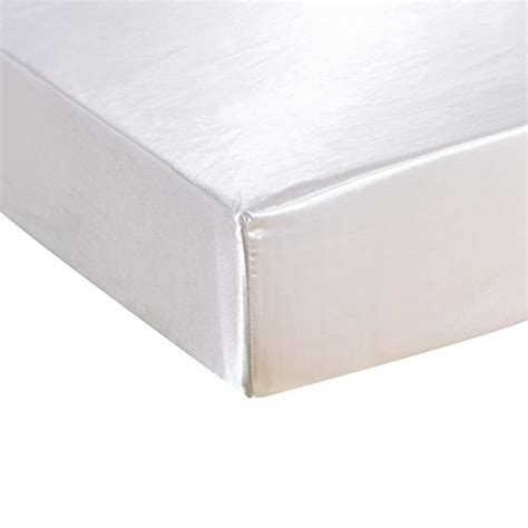 Sheets For 12 Inch Mattress by Yovoro Luxury Satin Fitted Bottom Sheet 12 Inch