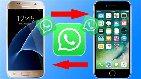how to transfer whatsapp from android to iphone how to transfer your whatsapp conversations from android to iphone 2 easy methods