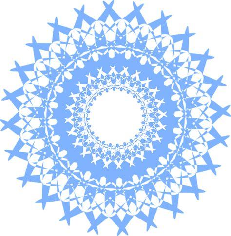 vector pattern png kostenlose vektorgrafik mandala spitze blau muster