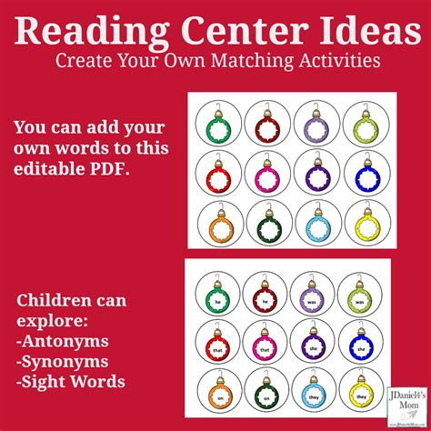 make your own printable word games reading center activities create your own matching