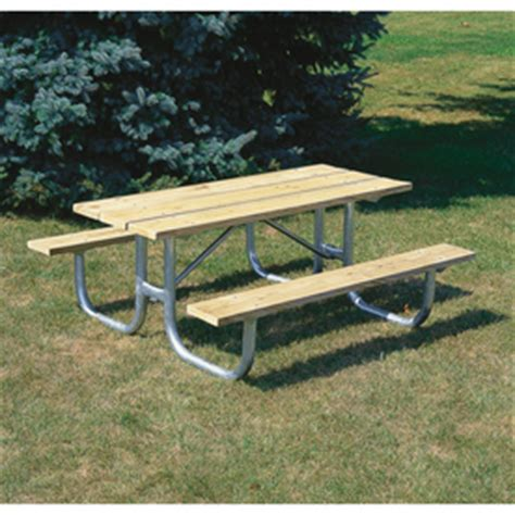 Wood Picnic Table Lowes Ultra Play Outdoor Bench Amp Picnic Table From Lowes Benches