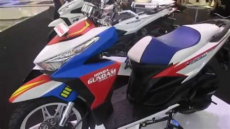 Lu Led Motor Vario modifikasi new vario 150 tahun 2015