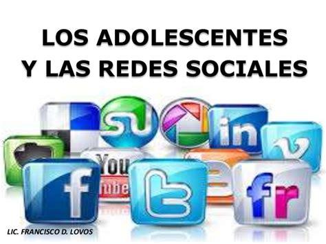 imagenes de redes sociales en los jovenes los adolescentes y las redes sociales