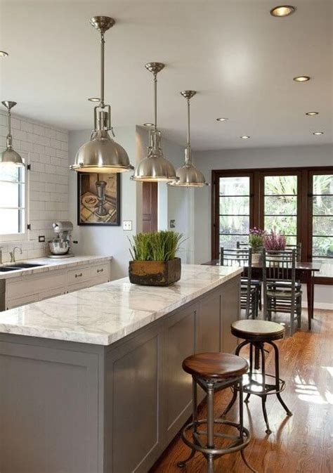 Kitchen Industrial Lighting Best 25 Kitchen Lighting Fixtures Ideas On