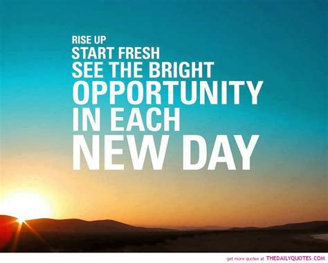 how to start fresh in a new start quotes quotesgram