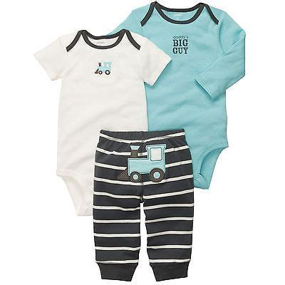 set carters boy blue and carters baby boys on