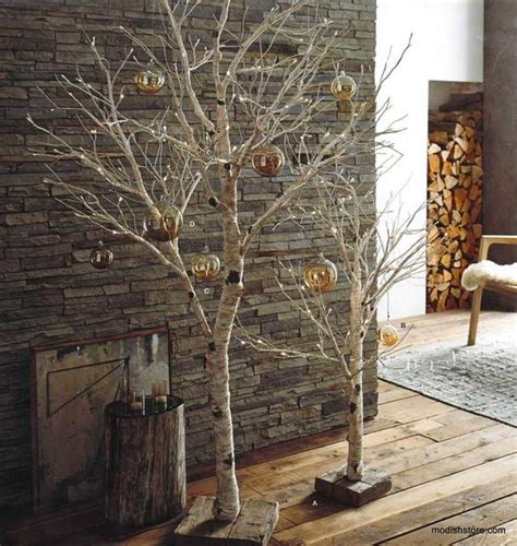 Small Chandelier For Nursery Roost Lighted Birch Trees Next Day Shipping Modish Store