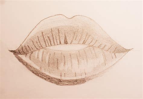 imagenes de labios a blanco y negro aprender a dibujar labios dibujos f 225 ciles de hacer