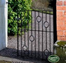 picasso 3ft high wrought iron metal steel garden gate from