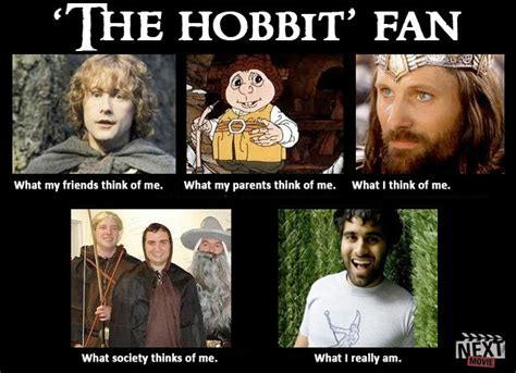 The Hobbit Memes - roleplaying the being artemis project