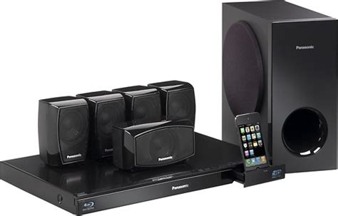 panasonic 5 1 ch 3d wi fi home theater system sc