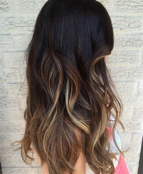 Balayage For Light Brown Hair by 31 Balayage Hair Ideas For Summer Page 2 Of 3 Stayglam