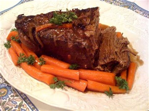jc recipes 8 9 and 10 de boeuf braisee a la mode braised beef pot roast in wine