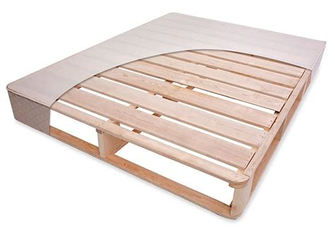 Solid Wood Mattress Foundation Mattress Sleeping Organic