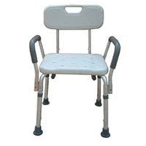 Drive Shower Chair by Drive Bath Bench W Back And Removable Padded Arms