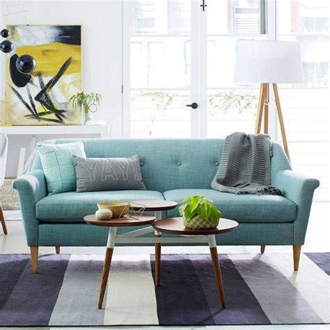 West Elm Couches by Finn Sofa West Elm