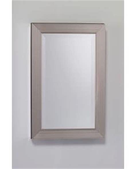 robern mt20d4mdbnre brushed nickel framed