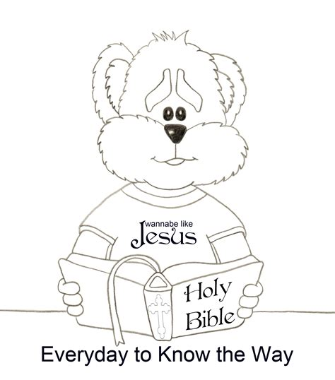free fully rely on god coloring pages