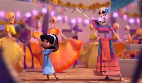 cgi 3d animated short dia de los muertos by whoo beautiful illustration of what dia de los muertos