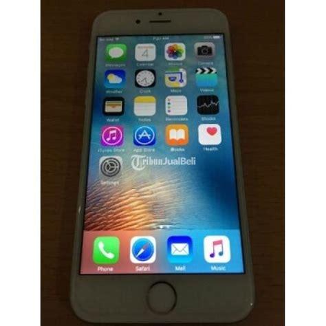 Iphone 6 Putih Iphone 6 Putih 128gb Fullset Lengkap Original Mulus Normal