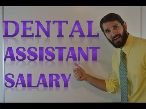 Dental Assistant Salary by Dental Assistant Salary Income How Much Money Does A Dental Assistant Really Make