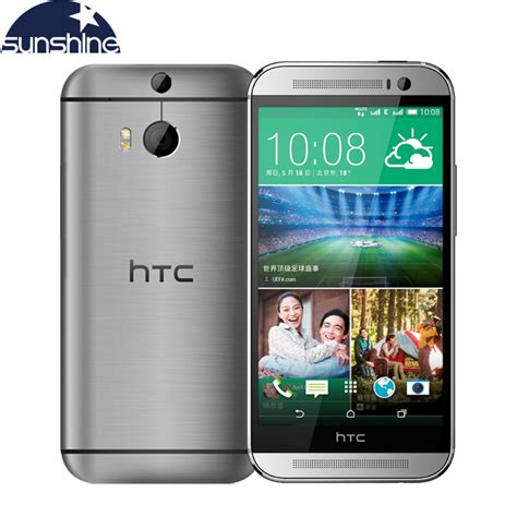 mobile htc m8 original htc one m8 mobile phone 5 us207