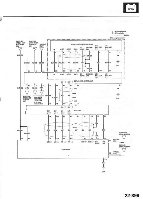 rsx stereo wiring diagram 25 wiring diagram images