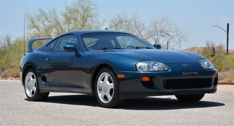 Toyota Stock History Stock 1994 Toyota Supra Turbo Could Be Yours For The