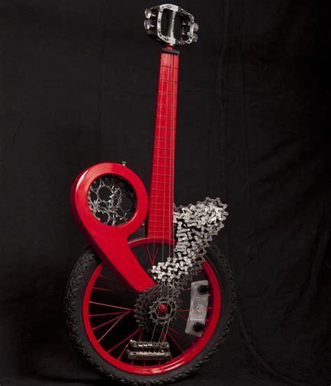 Pulpen Unik Lucu Robot 12 desain gitar custom paling keren sekaligus unik cerpin