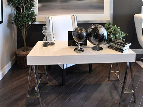 white and chrome desk stylish desks for home office white desk with chrome legs