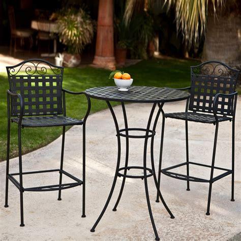 tavolo giardino ferro battuto tavolo ferro battuto 25 modelli pieni di stile e