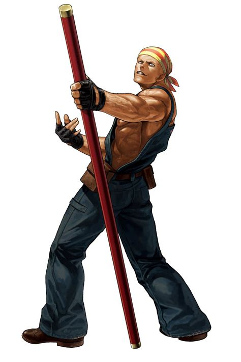 xiii the art of billy kane kof fatal fury