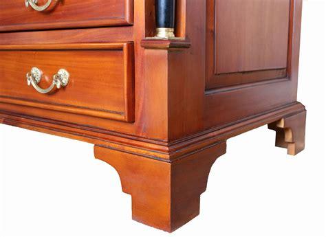 Biedermeier Kommode   Kirsche massiv antik Möbel
