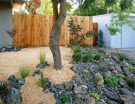 Landscape Ideas To Divide Yards 1000 Images About Xeriscape On Gardens Front