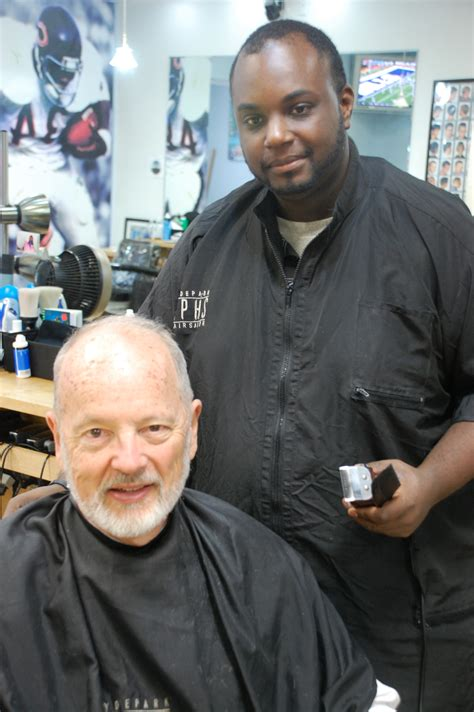 haircuts hyde park chicago a visit to barack s barbershop traveling with twain