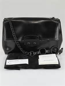 pocket rubber st yves laurent le sixieme shoulder bag yves