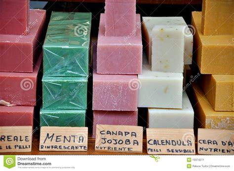 Italian Handmade Soap - soap market in italy stock image image 13374271