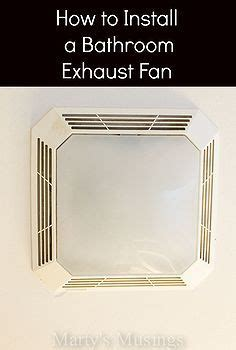 how to fix a bathroom fan 17 best images about fix it on pinterest to fix the