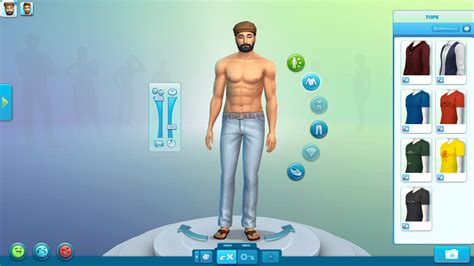 sims 4 cas for the people that want high end super graphics for ts4
