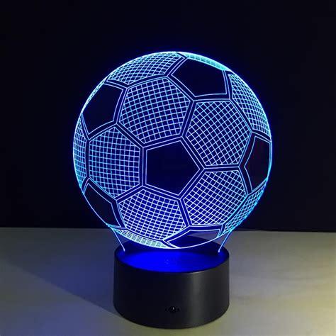 soccer ball  led lamp