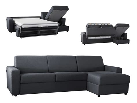 canap駸 d angle convertible canap 233 d angle convertible express et reversible coffre
