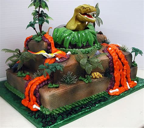 Cool Small Designs by Dinosaur Cakes Decoration Ideas Little Birthday Cakes