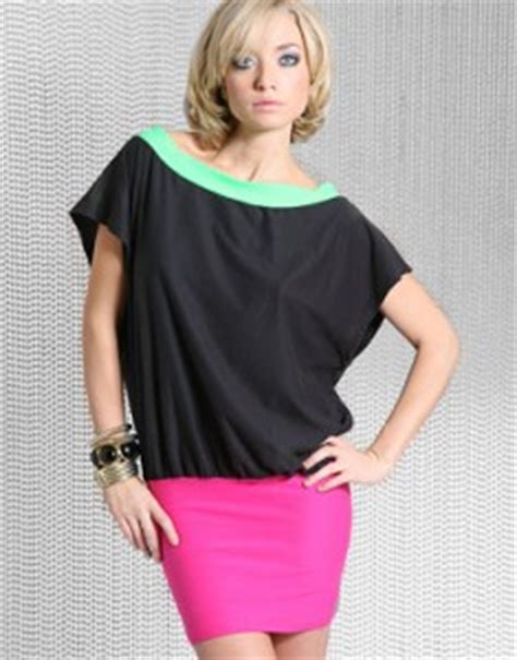 The 80s Is Back In Dress Form by Back To The 80 S Stylescoop South Lifestyle