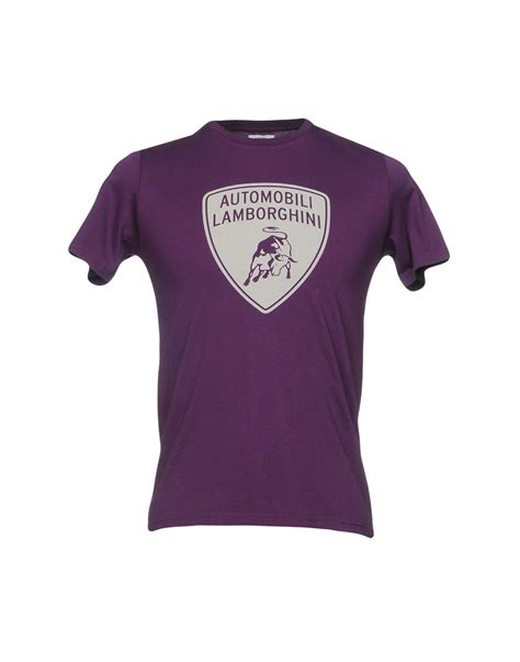 Automobili Lamborghini Clothing by Automobili Lamborghini T Shirts Shop At Ebates